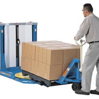 Pallet Truck Accessible Work Positioners