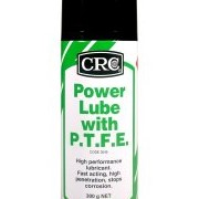 Lubricants - CRC Power Lube with PTFE