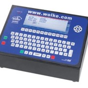 Small Character Thermal Ink Jet Printers | Wolke M600 Advanced