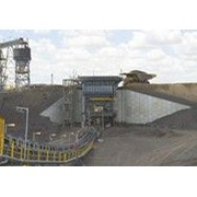 Reinforced Earth applications - mining infrastructure