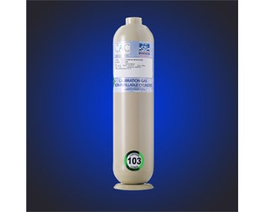 Carbon Dioxide (CO2) Calibration Gas Cylinder for the Beverage Industry