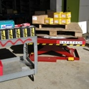 Scissor lifts the answer to productivity and safety problems