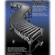 Flexible Roller Conveyors – POWER Roll 1.5 Series