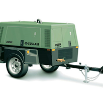 Portable Diesel Air Compressors | Sullair Australia