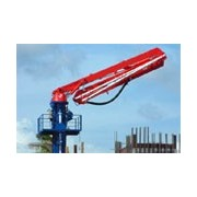 Concrete Pumps | Stationary Self Climbing Placing Boom