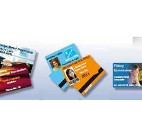 The professional way to profit:: ID cards, name badges & accessories