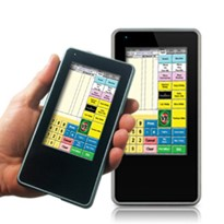 New Flat Screen POS Mobile With Same Screen Logic
