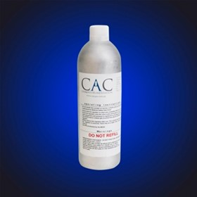 Mini Calibration Gas & Bump Test Disposable Cylinder - 12 Litre