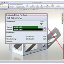 Solidtec Solutions demonstrates 3D CAD software SolidWorks 2012