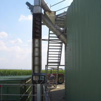 TCB Bulk Biomass Conveying System