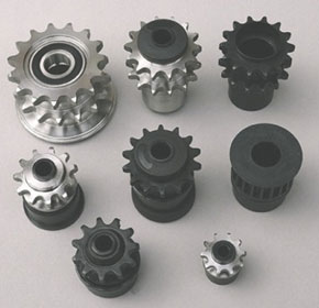 Conveyor Components | Roller Bearings Plastic