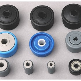 Conveyor Components and Parts | Wheels Plastic
