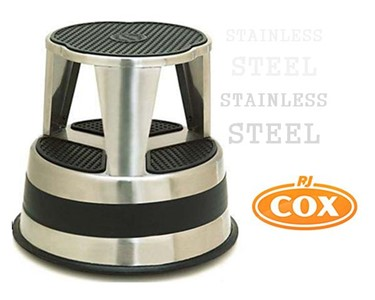 Cramer Kik-Stool Stainless Steel