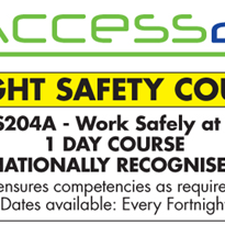 Height Safety Training Program | R11OHS204A