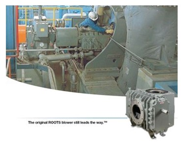 GE Roots Bare Shaft Blowers