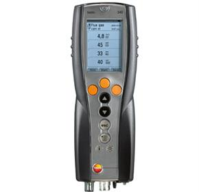 Flue Gas Analyser | testo 340