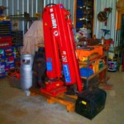 New & Used Cranes, Tailgates & Hook Lifts
