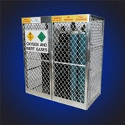 Gas Cylinder Storage | Enclosures