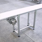 Fabric Belt Conveyor Systems | Series 50