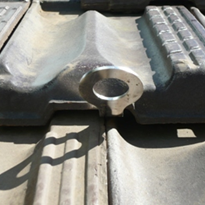 Heavy duty stainless steel anchor point systems
