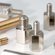 Threaded Spacers/Standoffs Brass | Steel | Nylon | Polycarbonate