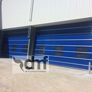 High Speed Industrial Roll Doors | DMF