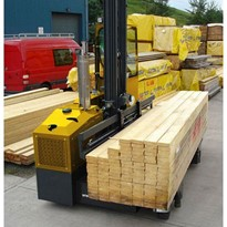 Multidirectional Electric Forklifts | Stand-On Forklift
