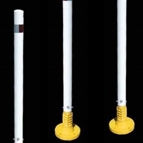 Flexible Bollards and Posts | Poly Flex