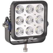 LED Light I Heavy-Duty Work Lamp Flood Beam - 9000 Lumens