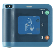 Phillips Heart Start FRX – Semi Automatic Defibrillator