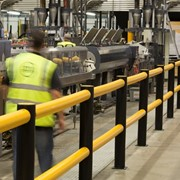 Safety Barrier | A-SAFE | Pedestrian Handrail +2 iFlex Barrier