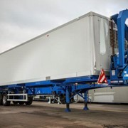 Swinglift Megareach Side Loader Container