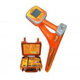 Cable and pipe Detector with GPS