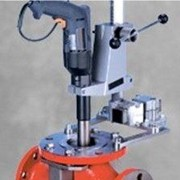 Globe Valve Grinding and Lapping Machine VM2150