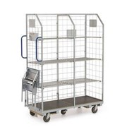 Order Picking Trolley | KT3-Kombi