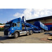 Hook Loader | Tri-Axle Chassis Tip