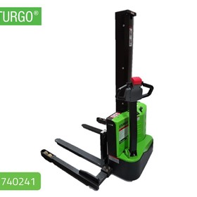 STURGO Compact Electric Straddle Stacker | 11740241