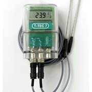 Temperature Data Logger with Dual Temperature Sensor T-TEC 7-3F