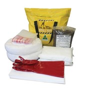 SPILL CREW Oil & Fuel Spill Kit (53L CAPACITY)