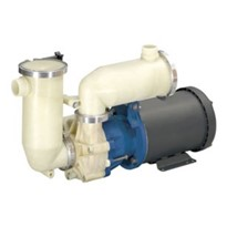 Self-priming pumps in heavy applications