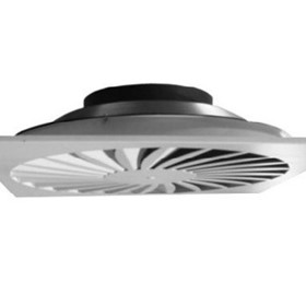 Variable Volume Ceiling Air Diffusers | XSV - Q and R (Swirl Type)