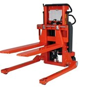 MAVERick ELFS Walkie Stackers | Electric-Lift Logiflex, straddle legs