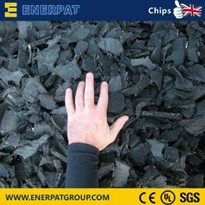 Waste Tyre Recycling Plant-Chips Plant(50-150mm)