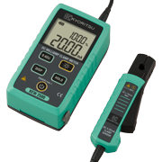2500 DC Milliamp Clamp Meter