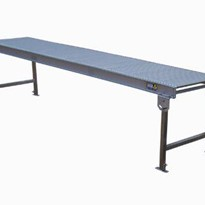 Gravity Roller Conveyors | 600mm - Stainless Steel