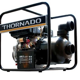 "Thornado 3"" Chemical Transfer Poly Pump"