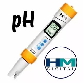 Waterproof Handheld pH Meter | pH-200