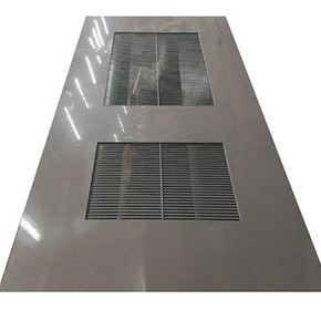 Chemical Resistant Ventilation Louvres
