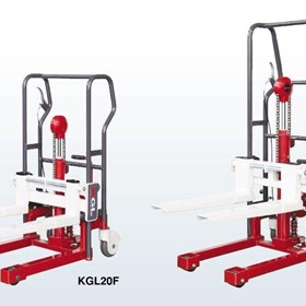 MAVERick Platform Stackers | KGL