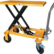 200KG Rough Terrain Scissor Lift Table/Trolley Max table height 1050mm